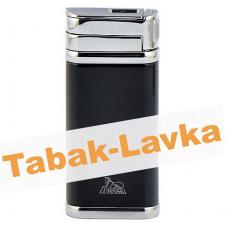Зажигалка Lubinski Arezzo WA215 - 4  Black (турбо)