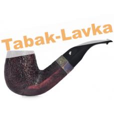 Трубка Peterson Sherlock Holmes - SandBlast - Milverton P-Lip (фильтр 9 мм)