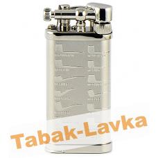 Зажигалка трубочная Im Corona 64-6415 Old Boy Rhodium Plated Pipe Design