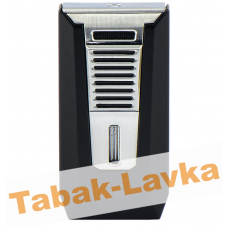Зажигалка Colibri Slide LI850 T11 - Slide Black\Chrome (Сигарная)