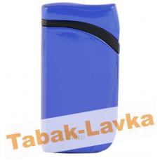 Зажигалка Colibri Falcon - LI 310 T13 (Metallic Blue)