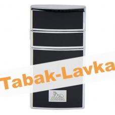 Зажигалка Lubinski Mantova WA550 - 1 Black (турбо)