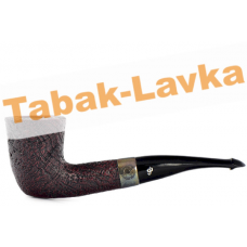 Трубка Peterson Sherlock Holmes - Sandblast - Mycroft P-Lip (фильтр 9 мм)