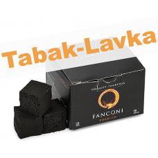 Уголь для кальяна Fanconi Premium 18 шт
