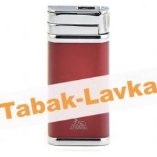 Зажигалка Lubinski Arezzo WA215 - 5  Red (турбо)
