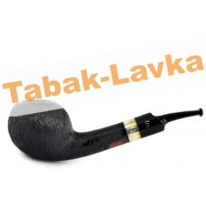 Трубка Stanwell - Pipe of the Year 2021 - BrushedBlack (фильтр 9 мм)