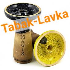 Чашка для кальяна глиняная - Magix - Fanel (глазурь)