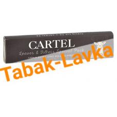 Бумага самокруточная  Cartel Semi Regular Long  + FILTER TIPS (32 шт)