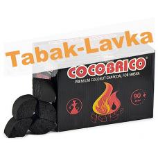 Уголь для кальяна Cocobrico 72 шт (Y 25)