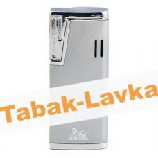 Зажигалка Lubinski Stresa WA139 - 1  Chrome (турбо)