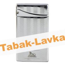Зажигалка Lubinski Firenze WB503 - 2 Silver (турбо)