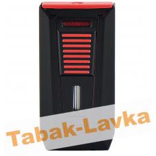 Зажигалка Colibri Slide LI850 T14 - Slide Black\Red (Сигарная)