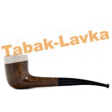Трубка Savinelli One Smooth - Brown 404 (6 мм фильтр)