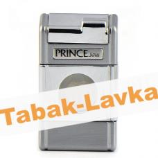 Зажигалка сигарная Prince K-4 - 110B (Silver)