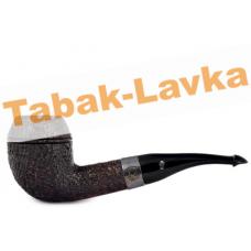 Трубка Peterson Sherlock Holmes - SandBlast - Deerstalker P-Lip (фильтр 9 мм)