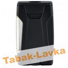 Зажигалка Colibri Rebel - LI650 T1 (Black)