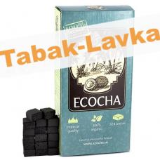Уголь для кальяна Ecocha (324 куб)