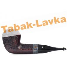 Трубка Peterson Sherlock Holmes - Sandblast - Baker Street P-Lip (фильтр 9 мм)