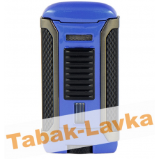 Зажигалка Colibri Apex - LI 410 T4 (Blue)