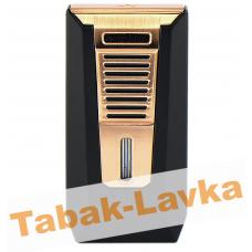 Зажигалка Colibri Slide LI850 T13 - Slide Black\Rose Gold (Сигарная)