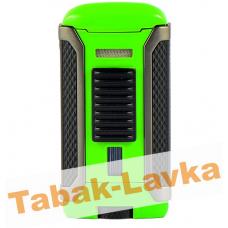 Зажигалка Colibri Apex - LI 410 T6 (Green)