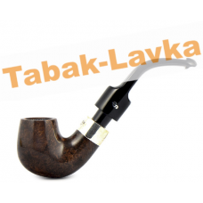 Трубка Peterson De Luxe System - Dark Smooth - 12.5 (без фильтра)