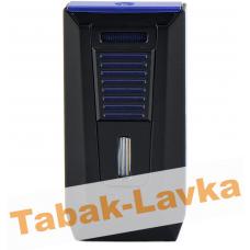 Зажигалка Colibri Slide LI850 T15 - Slide Black\Blue (Сигарная)