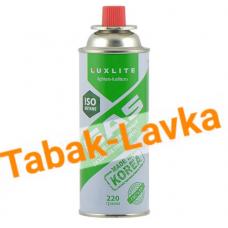 Газ универсальный для горелок Luxlite - 220 гр