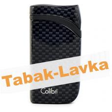 Зажигалка Colibri Falcon - LI 310 T5 (Carbon Black)