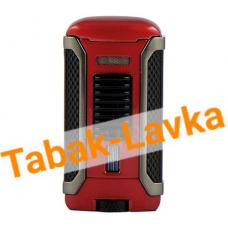 Зажигалка Colibri Apex - LI 410 T3 (Red)