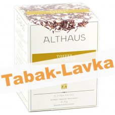 Чай AltHaus - Toffee Rooibush (15 пак)