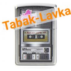 Зажигалка Zippo 207 - Tape Recorder
