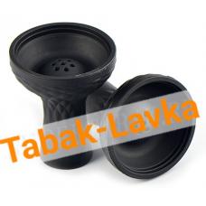 Чашка для кальяна Силиконовая JL-201P (под калауд) - Черная