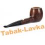 Трубка Savinelli Football - Smooth Dark Brown (фильтр 9 мм)