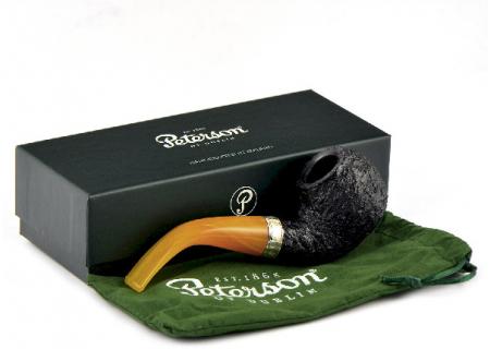 Трубка Peterson Rosslare Classic - Rustic XL02 (фильтр 9 мм)
