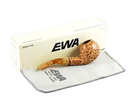 Трубка Ewa Oriental Rustic 1789 (фильтр 9 мм)