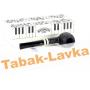 трубка Savinelli Pianoforte - Rustic 207 (фильтр 9 мм)