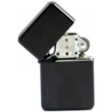 Зажигалка Бензиновая Z16 Черная матовая (03003)