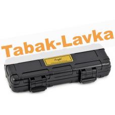 Футляр Angelo Дорожный на 2 сигары  - 812003 (пластик, черный)