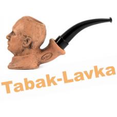 Трубка глиняная Parol - Арт. P50005 - Putin 02 (фильтр 9 мм)
