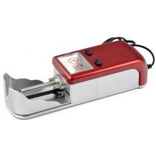 Машинка для набивки гильз Арт. 003А (красная) (электрическая)
