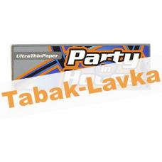 Бумага самокруточная Party in House Silver UltraThin (Ultrafine) 70 мм