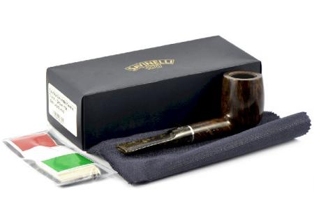 Трубка Savinelli Marron Glace - Brown 114 (фильтр 9 мм)