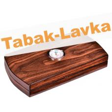 Хьюмидор Дорожный Lubinski на 5 сигар арт. Q189 (Орех)
