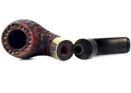 Трубка Peterson Donegal Rocky - XL90 Nickel (фильтр 9 мм)
