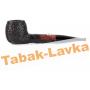 Трубка Savinelli Football - Rustic Black (6 мм фильтр)