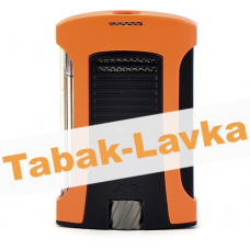 Зажигалка Colibri Daytona - LI 770 T8 (Orange - Black)