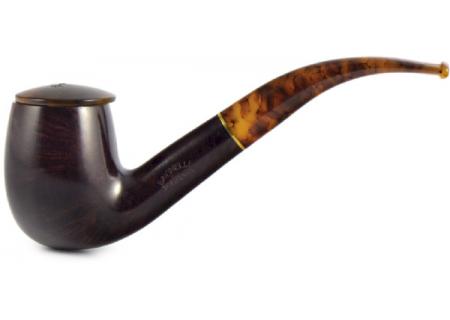 Трубка Savinelli Tortuga - Smooth 606 (фильтр 9 мм)