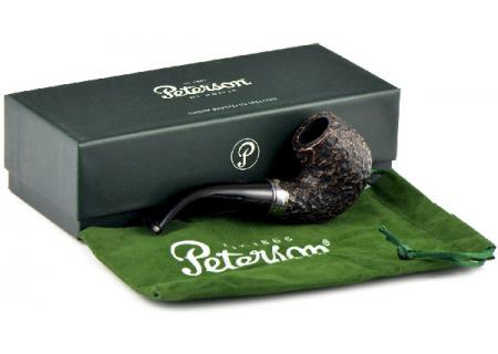 Трубка Peterson Short - Rusticated - 230 (без фильтра)