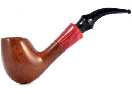 Трубка Butz Choquin Strawberry - Smooth №2 (фильтр 9 мм)